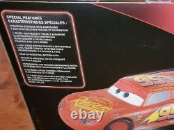 Disney Cars 3 RC Lightning McQueen High Performance Racer Remote Control Toy New