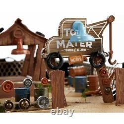Disney/Pixar Cars Mater's Towing and Salvage Playset and Vehicle