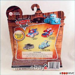 Disney Pixar Cars Toon Tokyo Mater with Oil Stains Deluxe #14 diecast Tall Tales