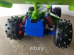 Disney Pixar Toy Story RC 14 Remote Control Car withRemote Thinkway Tested/Works