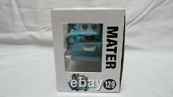 Funko POP! Disney Pixar Cars Mater #129 NYCC Exclusive 1500 PCS Limited Edition