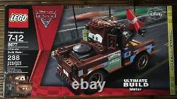 LEGO Disney Cars Exclusive Limited Edition Set # 8677 Ultimate Build Mater