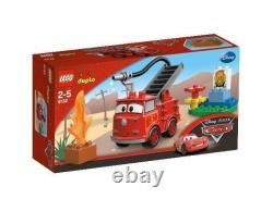 Lego DUPLO Disney Pixar Cars Red (6132) Brand New in Factory Sealed Box