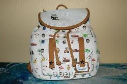 Loungefly Disney Pixar Pin Collector Backpack