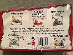 New! Disney Pixar Cars Storytellers Cousin Jud Buford and Cletus Large Diecast