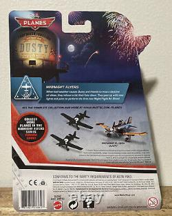 New Disney Pixar Planes Midnight Flyers Dusty Super Chase! Limited To 4000