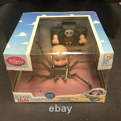 Pixar Toy Story Baby Face Remote Control Car new in Box sealed and unopened