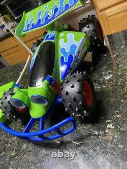 RARE Thinkway Toy Story Signature Collection RC Remote Control RC