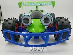Toy Story Signature Collection RC Car Thinkway 14 Vehicle WORKS NO REMOTE